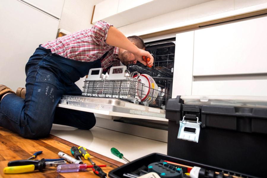 Blanpur Services à Luxembourg - Réparation de lave-vaisselle, mitigeurs, remplacement d'évier, plafonniers